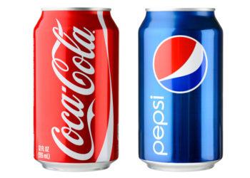 Cola si Pepsi