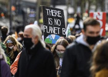 Mindcraftstories 12 momente cheie din 2020 pentru protectia mediului Incalzire globala Mediu Proteste Lukas Schulze Getty Images