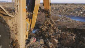 dezastrul ecologic de la smardan 150 000 de tone de deseuri animaliere aruncate pe camp 18760498